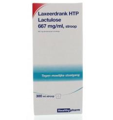 Laxeermiddel Healthypharm Laxeerdrank lactulose 300 ml kopen