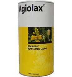Laxeermiddel Agiolax Agiolax 1 kg kopen