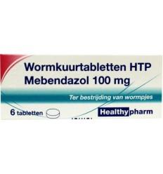 Maag Healthypharm Mebendazol/wormkuur 6 tabletten kopen