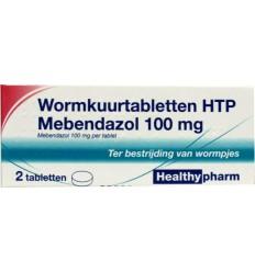 Maag Healthypharm Mebendazol/wormkuur 2 tabletten kopen