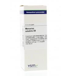 Artikel 4 enkelvoudig VSM Mercurius Solubilis D8 20 ml kopen