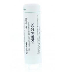 Artikel 4 enkelvoudig Homeoden Heel Iodium 200K 6 gram kopen
