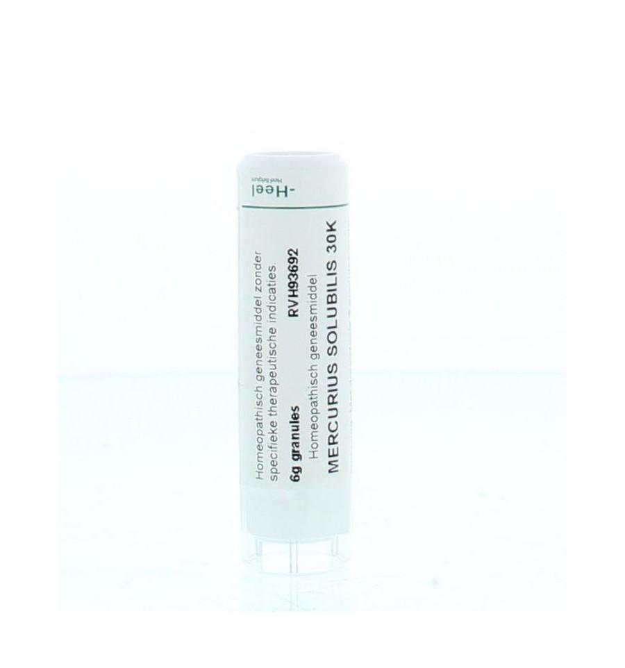 Homeoden Heel Mercurius solubilis 30K 6 gram
