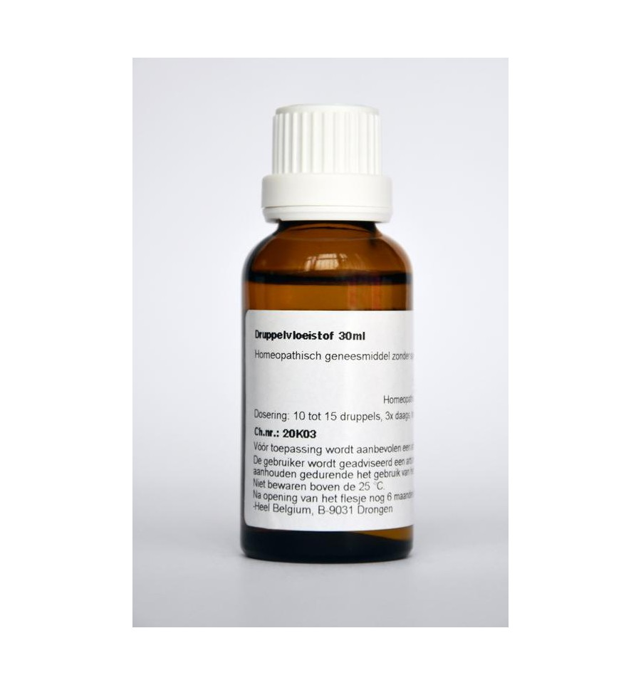 Homeoden Heel Carduus marianus D12 30 ml