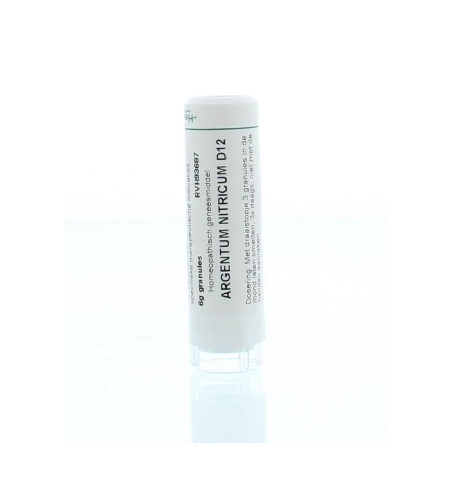 Homeoden Heel Argentum nitricum D12 6 gram