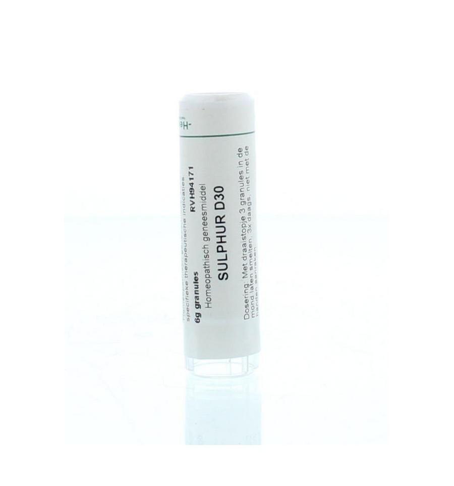Homeoden Heel Sulphur D30 6 gram