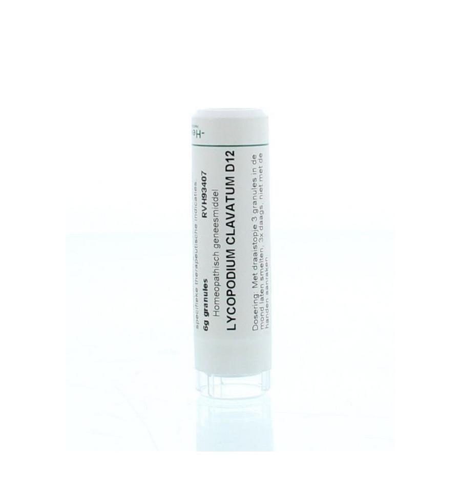 Homeoden Heel Lycopodium clavatum D12 6 gram