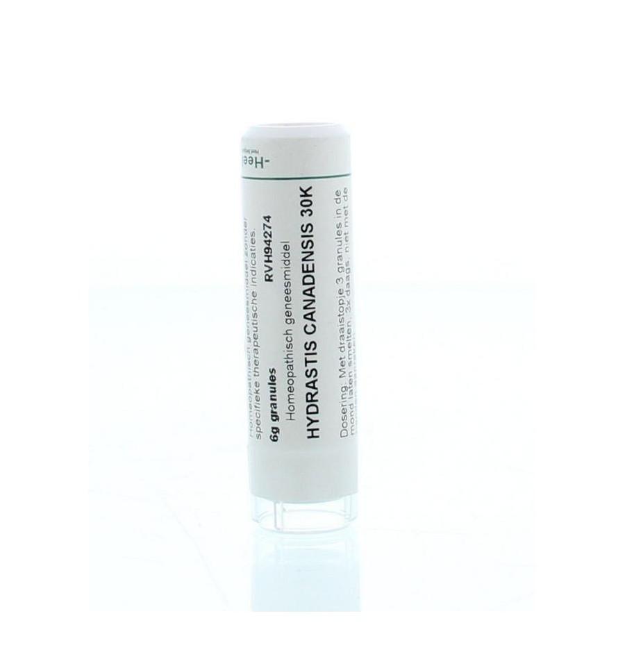 Homeoden Heel Hydrastis canadensis 30K 6 gram