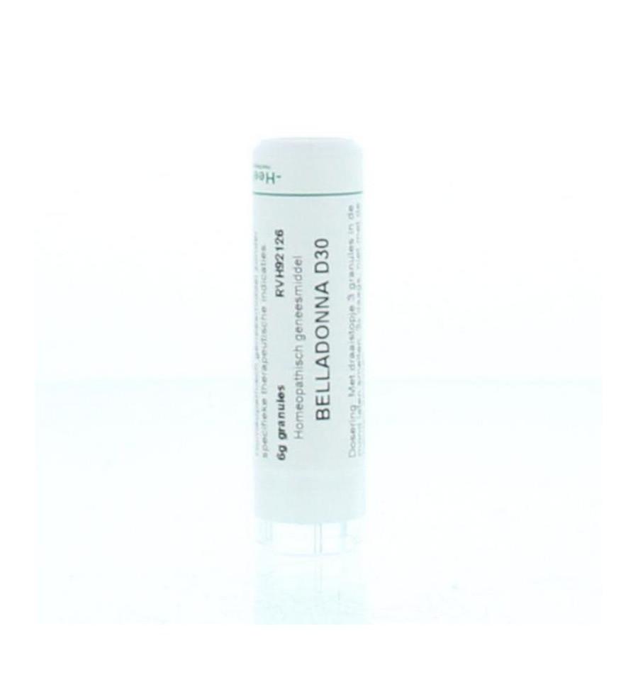 Homeoden Heel Belladonna D30 6 gram