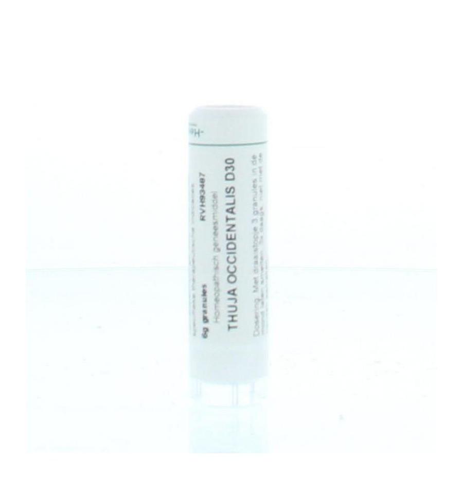 Homeoden Heel Thuja occidentalis D30 6 gram