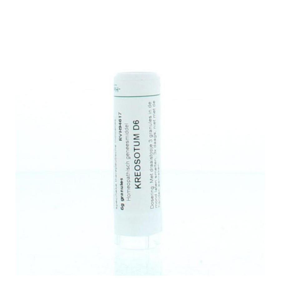 Homeoden Heel Kreosotum D6 6 gram