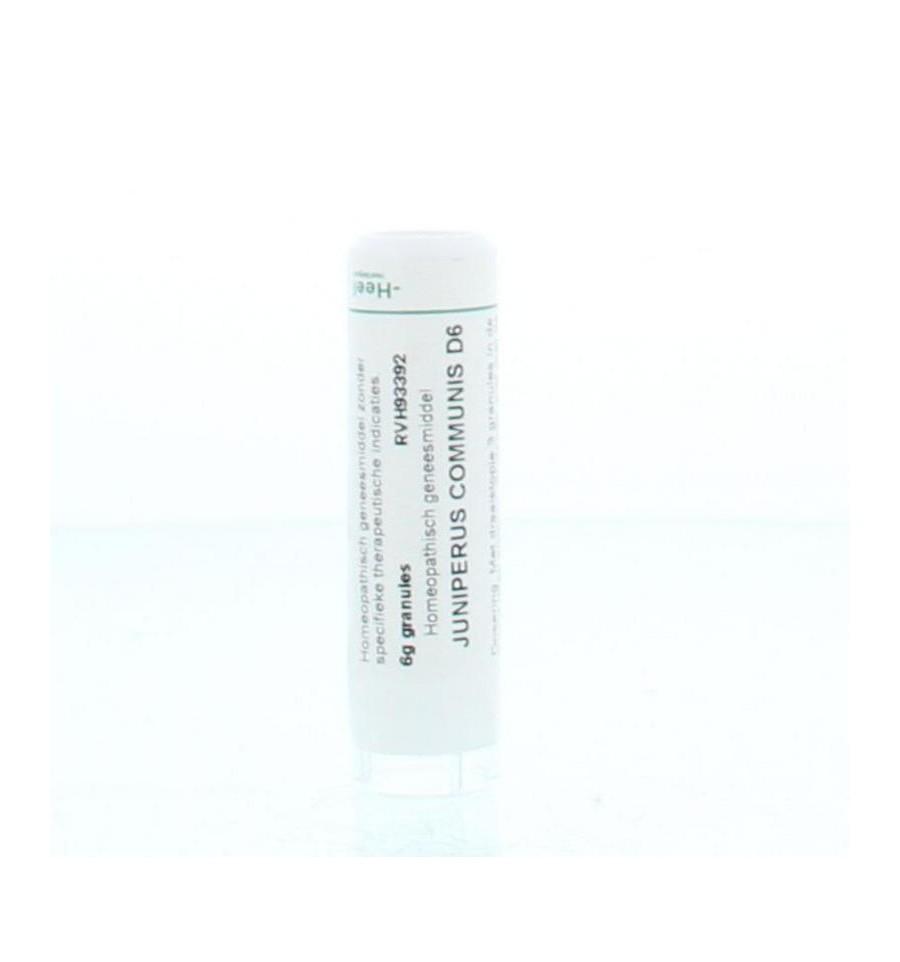 Homeoden Heel Juniperus communis D6 6 gram