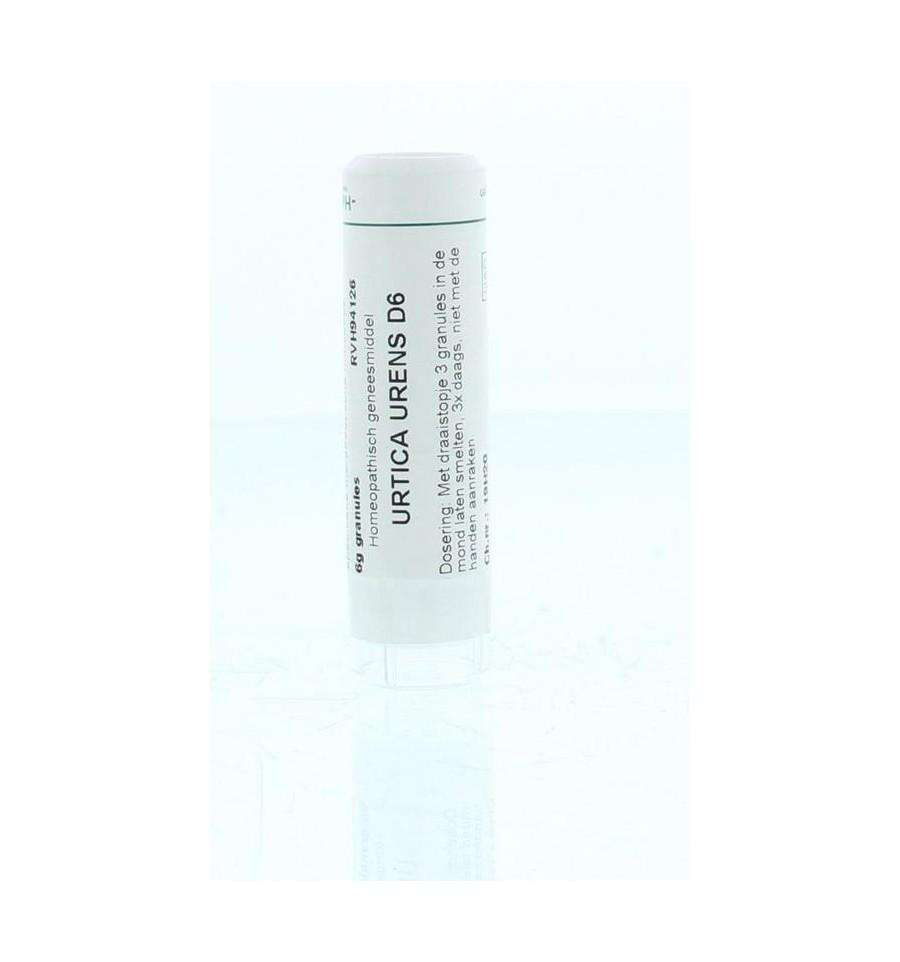 Homeoden Heel Urtica urens D6 6 gram