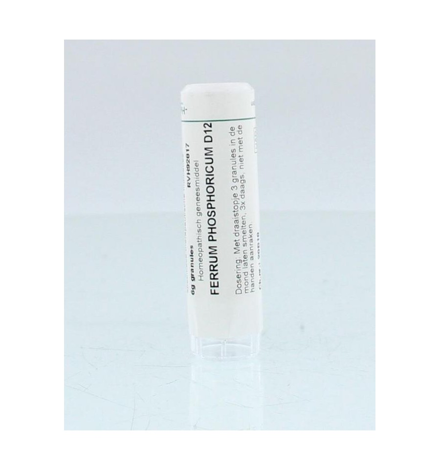 Homeoden Heel Ferrum phosphoricum D12 6 gram