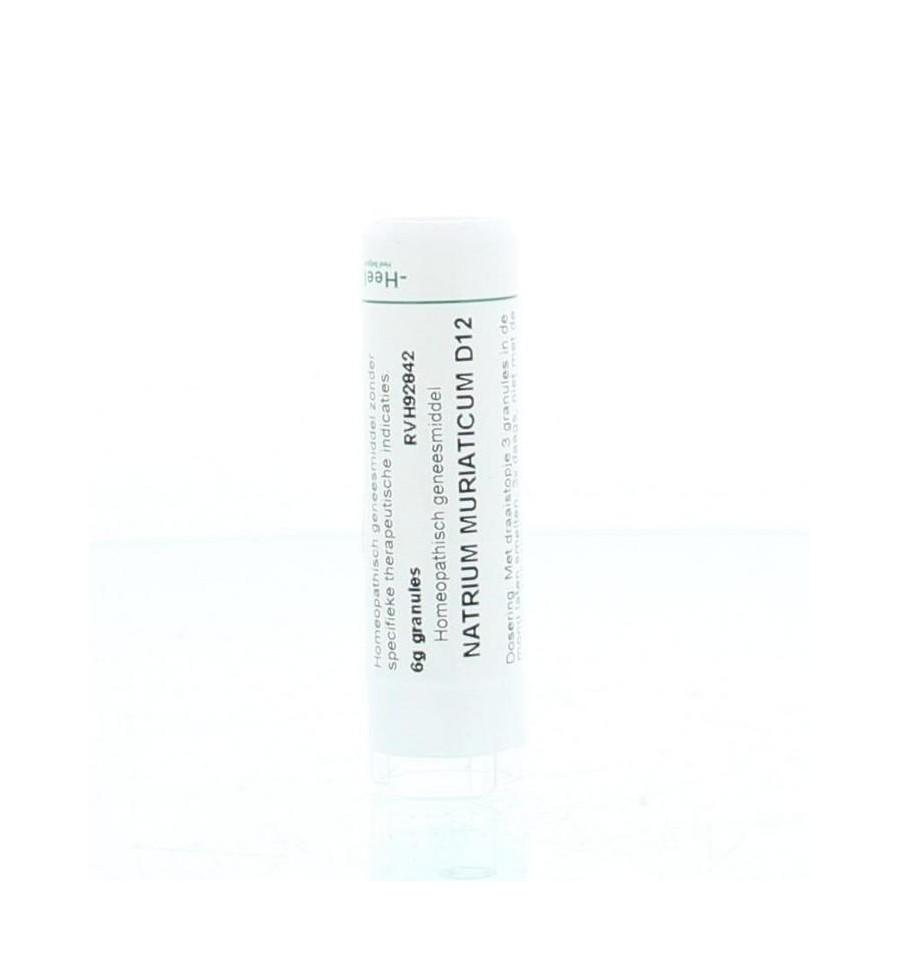 Homeoden Heel Natrium muriaticum D12 6 gram