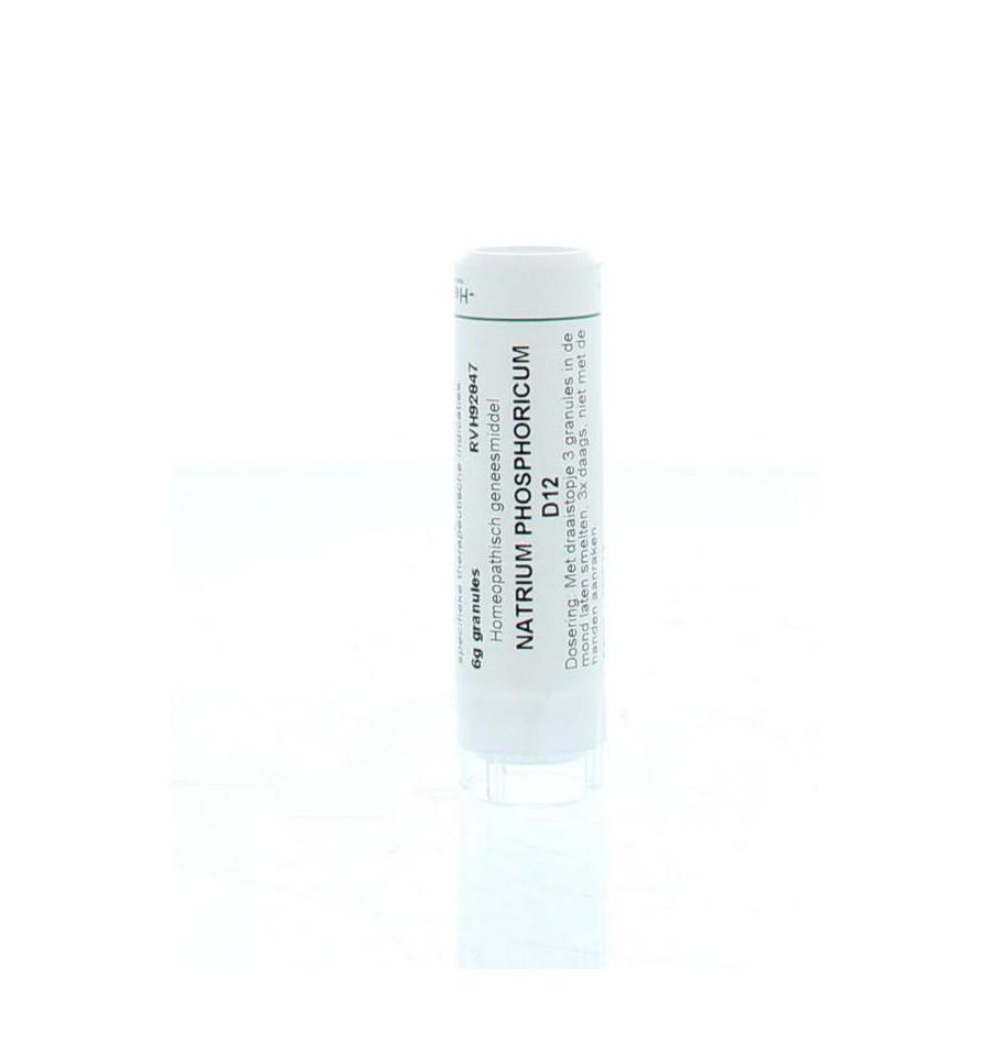 Homeoden Heel Natrium phosphoricum D12 6 gram