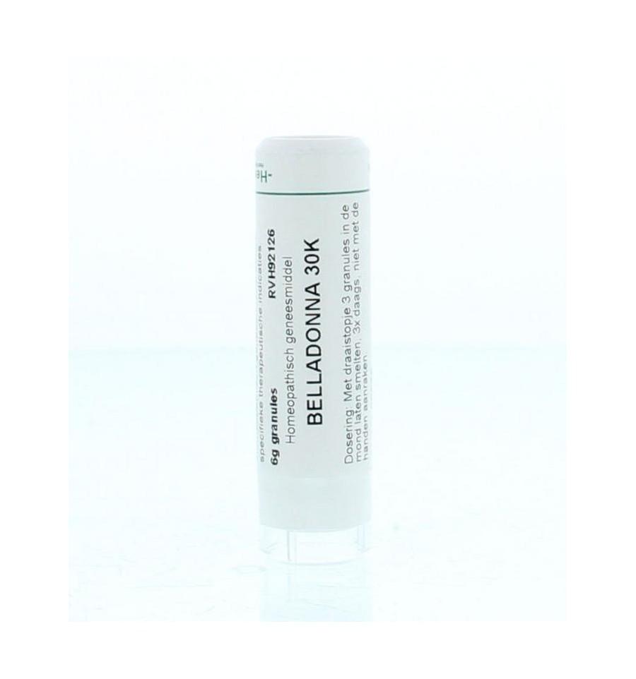 Homeoden Heel Belladonna 30K 6 gram