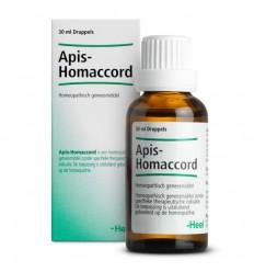 artikel 6 complex Heel Apis-Homaccord 30 ml kopen