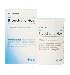 artikel 6 complex Heel Bronchalis-heel 50 tabletten kopen