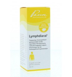 artikel 6 complex Pascoe Lymphdiaral 50 ml kopen