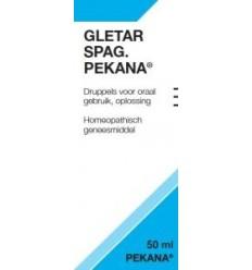 artikel 6 complex Pekana Glautarakt / gletar spag 50 ml kopen