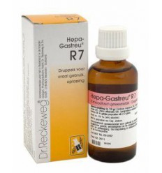 artikel 6 complex Dr Reckeweg Hepa gastreu R07 50 ml kopen