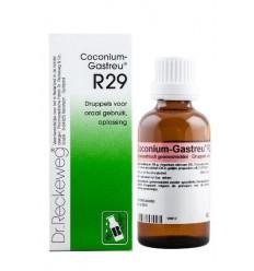 artikel 6 complex Dr Reckeweg Coconium gastreu R29 50 ml kopen