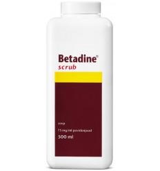 Desinfectie Betadine Scrub 500 ml kopen