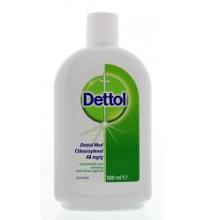 Desinfectie Dettol Med 4.8% 500 ml kopen