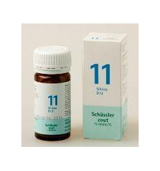 Celzouten Pfluger Silicea 11 D12 Schussler 100 tabletten kopen