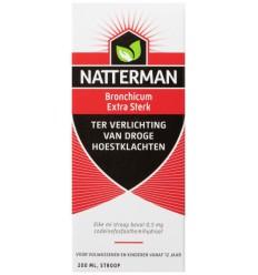 Hoest Natterman Bronchicum extra sterk 200 ml kopen