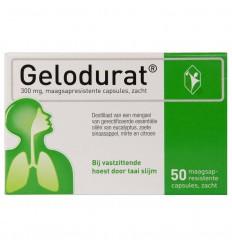 Hoest Gelodurat Myrtol forte 300 mg 50 capsules kopen