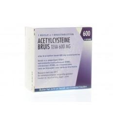 Hoest Teva Acetylcysteine 600 mg 7 bruistabletten kopen
