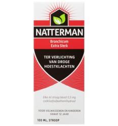 Hoest Natterman Bronchicum extra sterk 100 ml kopen