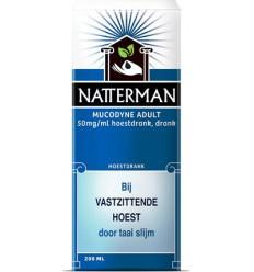 Hoest Natterman Mucodyne adult 200 ml kopen
