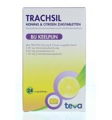 Keel Teva Trachsil honing & citroen 24 stuks kopen