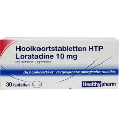 Hooikoorts Healthypharm Loratadine hooikoorts tablet 30
