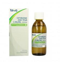 Hooikoorts Pharmachemie Cetirizine DiHCL 1 mg 200 ml kopen
