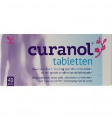 Aambeien Curanol tabletten 40 tabletten kopen