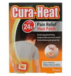 Cura Heat Warmtepack rug- en schouder 3 stuks |