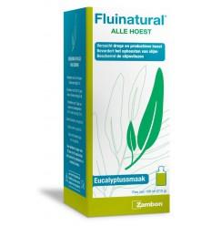 Fluinaturel Hoestsiroop 158 ml | Superfoodstore.nl
