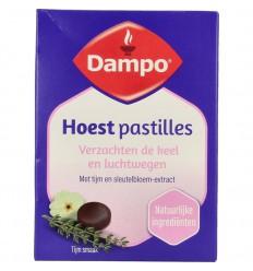 Dampo Hoestpastilles thijm/sleutelbloem 24 stuks |