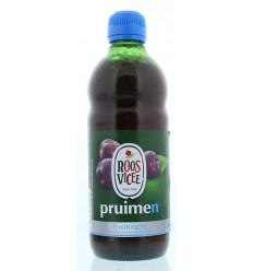 Roosvicee Fruitkracht pruimen 500 ml | Superfoodstore.nl