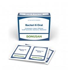 Bonusan Bacteri 6 oral 14 sachets | Superfoodstore.nl