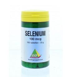 Selenium SNP Selenium 100 mcg 100 tabletten kopen