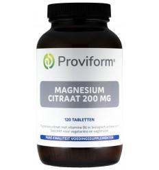 Vitamine B6 Proviform Magnesium citraat 200 mg & B6 120