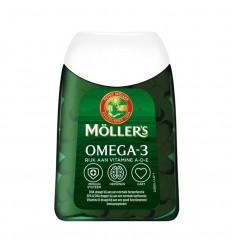 Vetzuren Mollers Omega-3 visoliecapsules 112 capsules kopen