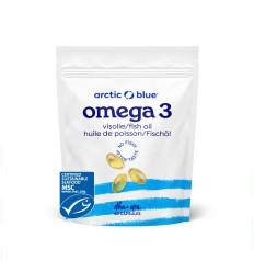 Vetzuren Arctic Blue Pure arctische visolie MSC 60 capsules