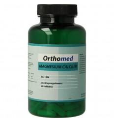 Voedingssupplementen Orthomed Magnesium calcium formule 60