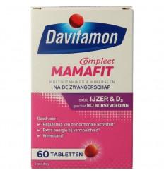 Voedingssupplementen Davitamon Mama fit 60 tabletten kopen